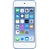 Apple iPod Touch, 64GB, Blue (6th Generation)