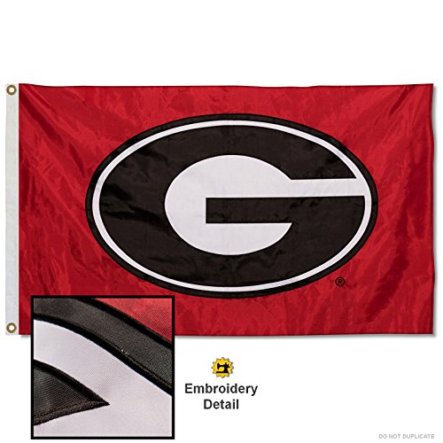Check expert advices for georgia bulldogs embroidered patch?