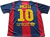 2014/2015 CAMISETA DEL BARCELONA FC LIONEL MESSI 10-FOOTBALL MAILLOT INFANTIL DE FÚTBOL (10-11 AÑOS)