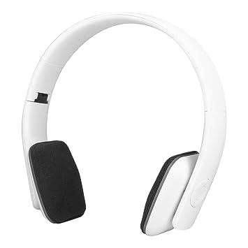 Eboxer Bluetooth 4.2 Auriculares Plegables de Diadema,Auriculares Inalámbricos Auriculares in-Ear Incorporados HI