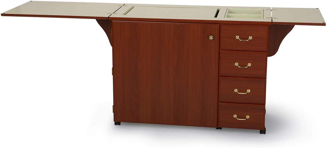 Arrow Cabinets Mueble para máquina de Coser- Norma Jean Cereza ...