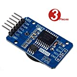 arduino clock module - WINGONEER 3Pcs Tiny DS3231 AT24C32 I2C Module Precision Real Time Clock Module For Arduino