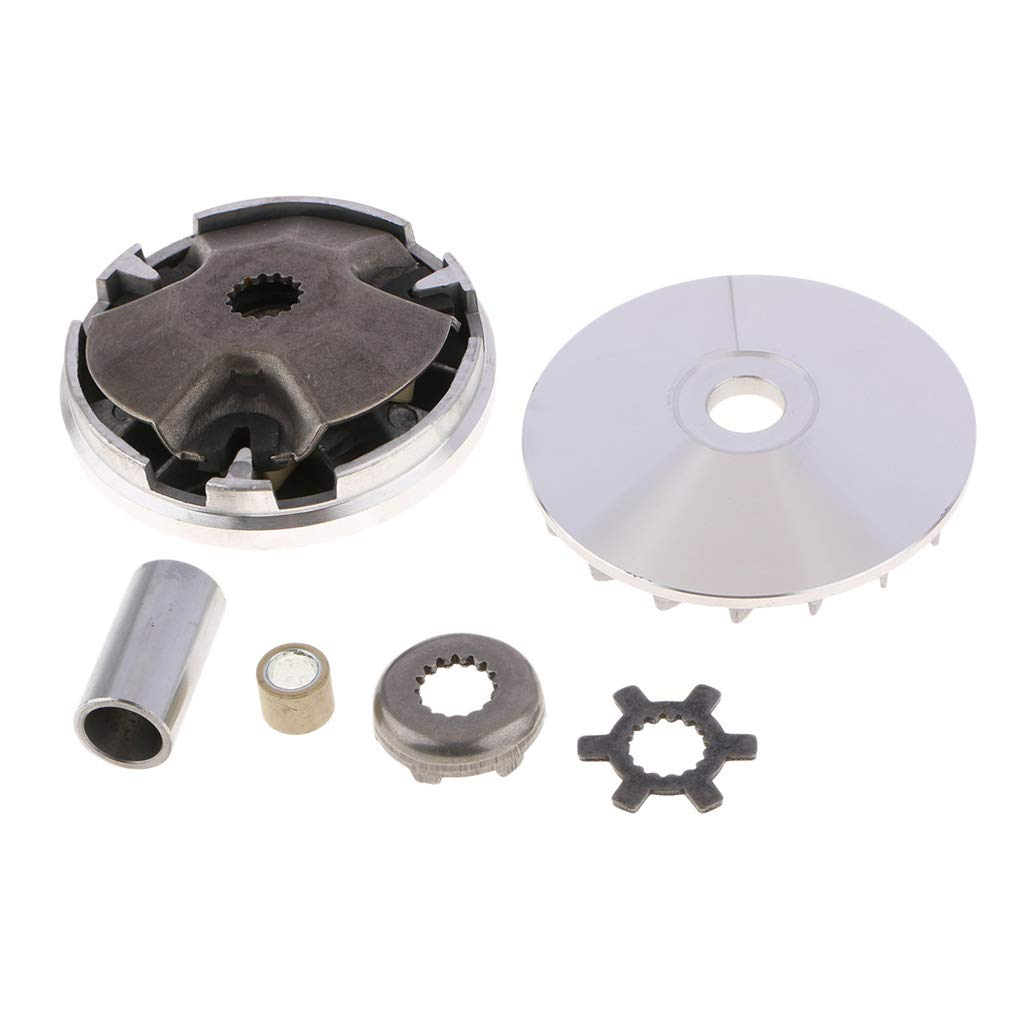 Amazon.com: B Blesiya Chinese Variator Clutch Assembly Heavy Duty for Yamaha Jog 90: Automotive