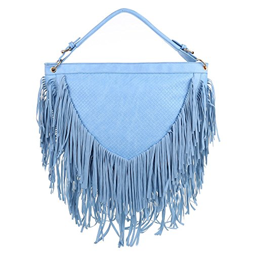 Ital-DesignTragetasche bei Ital-Design - bolso Mujer Azul - azul claro
