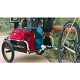 Burley Flatbed, Aluminum Utility Cargo Bike Trailer