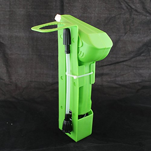 KOBOLD KB-080020 Home and Garden Battery Operated Multi-Purpose Power Trigger Sprayer
