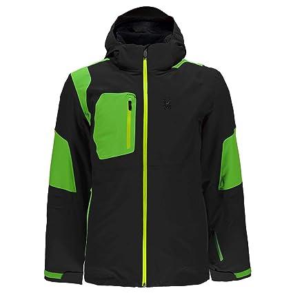 d61cc00cc7 Amazon.com   Spyder LEGEND Cordin Men s Ski Jacket black   Sports ...