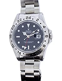 Explorer II automatic-self-wind mens Watch 16570 (Certified Pre-owned)