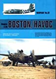 img - for Warpaint Series No. 32 - Douglas A-20 Boston / Havoc book / textbook / text book