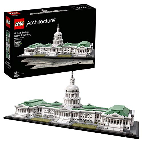 LEGO Architecture-Das Kapitol