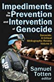 Impediments to the Prevention and Intervention of Genocide, , 1412849438