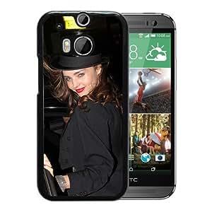 New Custom Designed Cover Case For HTC ONE M8 With Miranda Kerr Girl Mobile Wallpaper(48).jpg