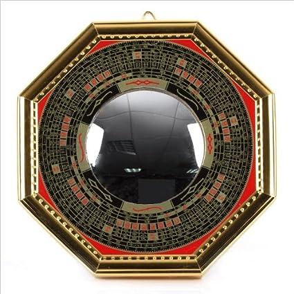 760cea2eba8a Amazon.com  Bagua Luo board convex mirror back   Yonkami-juu ...