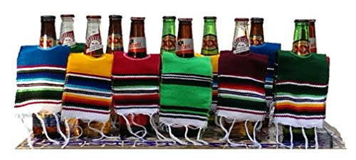 small-saltillo-or-serape-beer-cola-bottle-kozy-koolie-party-fiesta-poncho-12-pack-saltillo-or-serape