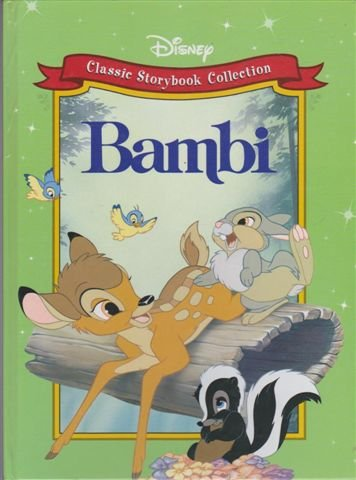 Download Walt Disney's Bambi pdf epub