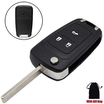 Amazon Com Keyless Entry Key Fob Shell Case For Opel Vauxhall Astra