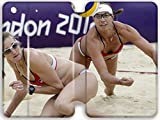 Best New Design KERRI WALSH JENNINGS MISTY MAY TREANOR BEACH VOLLEY USA TEAM iPad Mini / Mini 2 / Mini 3 Leather Case 2985220IL187915304MINI Transformers iPad Leather Case's Shop