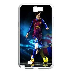 Samsung Galaxy Note 2 N7100 Phone Case Lionel Messi W9L33858