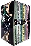 Agatha Christie Hercule Poirot Classic Mysteries 7 Books Collection Box Set