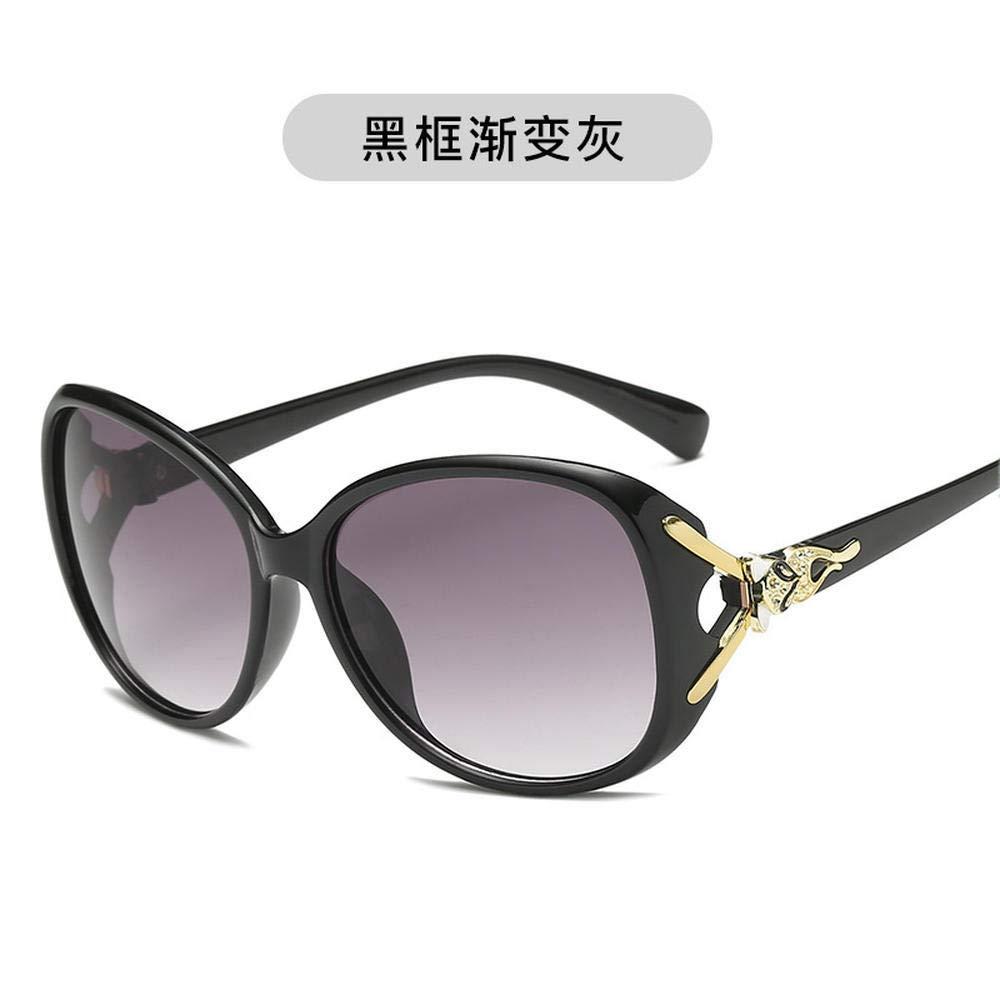 GYBTYJDD Gafas de Sol con protección UV, Gafas de Sol con la ...