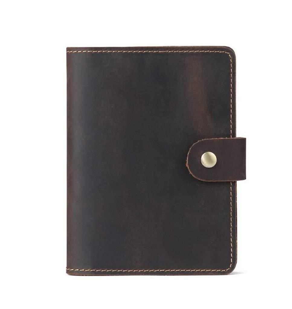 1 Soft Women's Leather Wallets RFID Blocking Vintage Design Large Capacity Handbag (color    2)