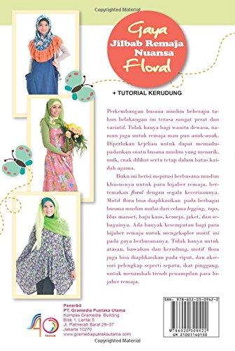 Gaya Jilbab Remaja Nuansa Floral + Tutorial Kerudung (Indonesian Edition): Widyanti Hadipoero: 9786020309422: Amazon.com: Books