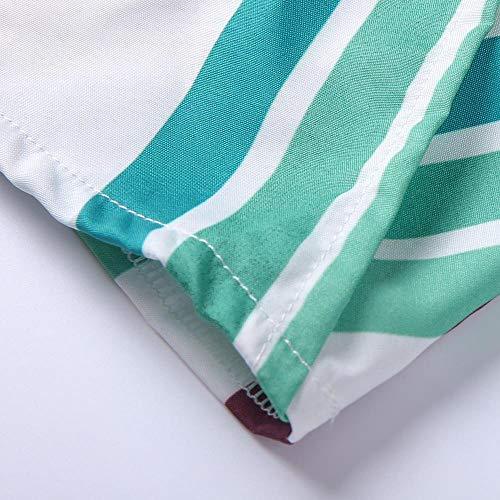 Chaqueta Manga Grande Pullover Multicolor Holgada BBestseller Blusa Abrigo de Mujer Talla Tops 2 Larga Camisetas Ropa de WPTgRq0Zn