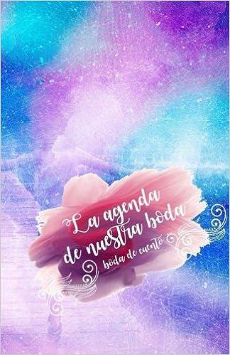 La agenda de nuestra boda: boda de cuento: Amazon.es: Susana ...
