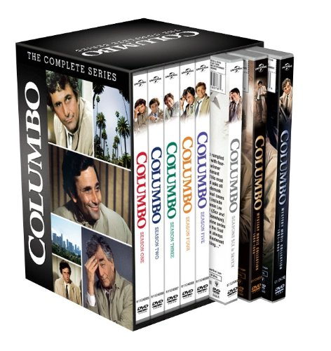 Columbo: The Complete Series by Universal Studios