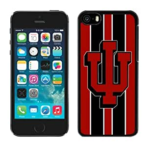 LJF phone case Customized iphone 6 4.7 inch Case Ncaa Big Ten Conference Indiana Hoosiers 2