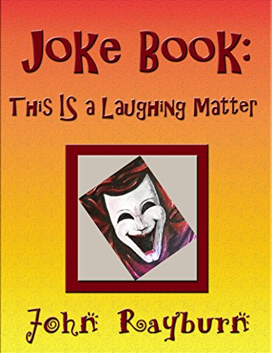 Joke Book: This IS a Laughing Matter