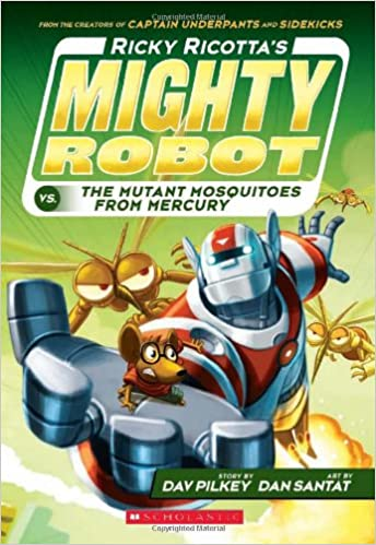 ((FREE)) Ricky Ricotta's Mighty Robot Vs. The Mutant Mosquitoes From Mercury (Book 2). offers Reserva adopta aterrizo Internet