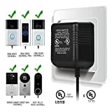 Power Adapter, Video Doorbell Power Supply for the Ring Video Doorbell, Ring Video Doorbell 2 & Ring Video Doorbell Pro, Power Supply, Adapter, Battery Charger …