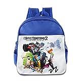 POOZ Hotel Transylvania Kids Schoolbag For Boys & Girls RoyalBlue
