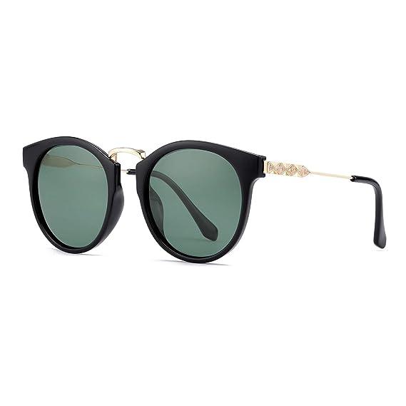 b52d32925d Myiaur gafas de sol polarizadas para Mujer de los deportes de la moda para  la conducción