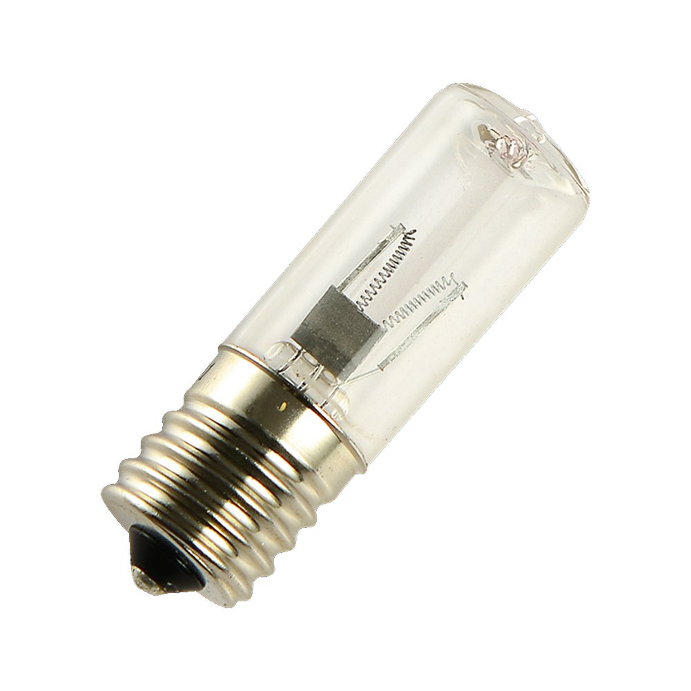 LED Birnen LED Leuchtmittel Ozon-sterilisierende Lampe f/ür K/ühlschr/änke Gaeruite LED Gl/ühlampe Ersatz-3W Uv-C Birnenlampe keimt/ötende Gl/ühlampe 3Watts Lampe 3W E17 Mikrowellen-/Öfen