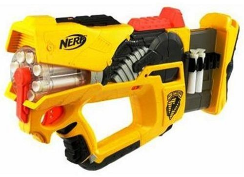 Hasbro Nerf N-Strike Firefly REV-8