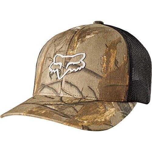 Fox Men's Realtree 110 Snapback Hat, Camo, One Size (Fox Hat Snapback)
