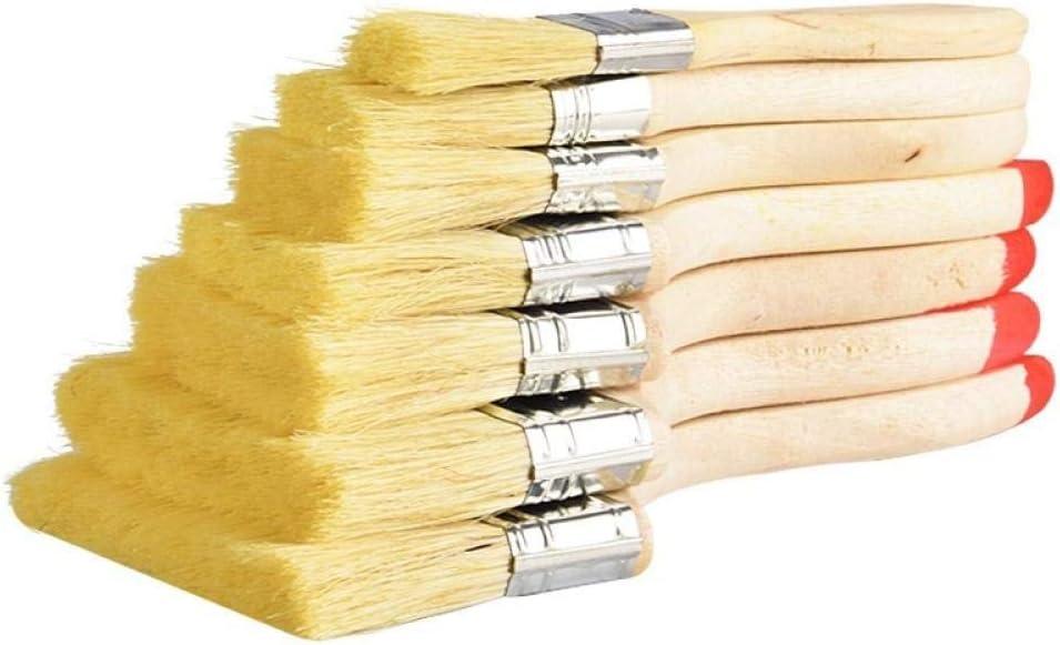 Cepillo de pelo Cepillo de limpieza de pelo largo industrial suave-2 pulgadas