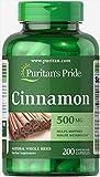 Cheap Puritan's Pride Cinnamon 500 mg-200 Capsules