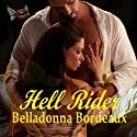Hell Rider Audiobook by Belladonna Bordeaux Narrated by Kevin Giffin