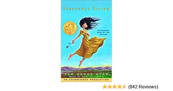 Esperanza Rising Unabridged edition by Ryan, Pam Munoz published by Listening Library (2001) [Audio Cassette]: Amazon.com: Books