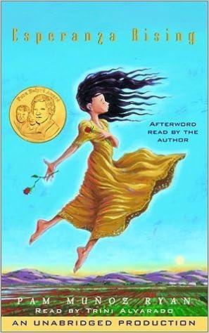 Esperanza Rising Unabridged edition by Ryan, Pam Munoz published by Listening Library (2001) [Audio Cassette]: Amazon.com: Books