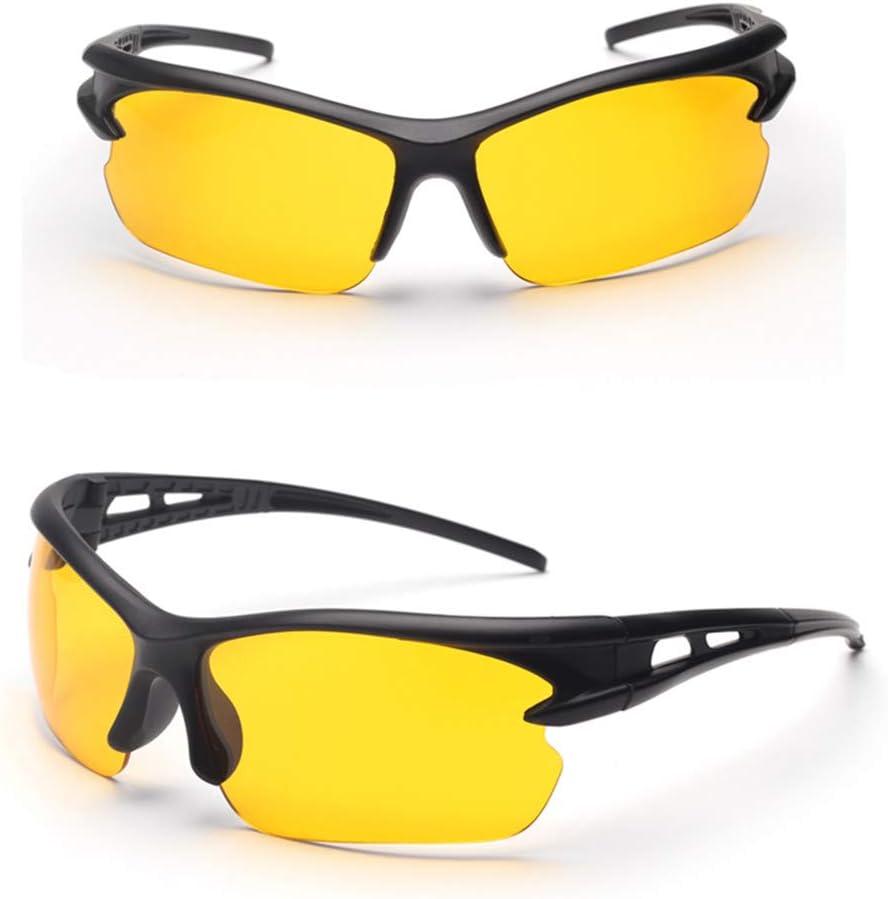 IPL Protective Antifog Glasses UV400 Windproof Eyewear Bicycle Sunglasses E Light Laser Safety Yellow
