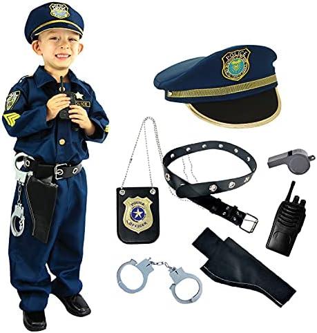 Childrens police uniform _image0