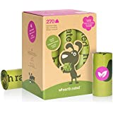 Earth Rated Dog Poop Bags, 270 Extra Thick and...