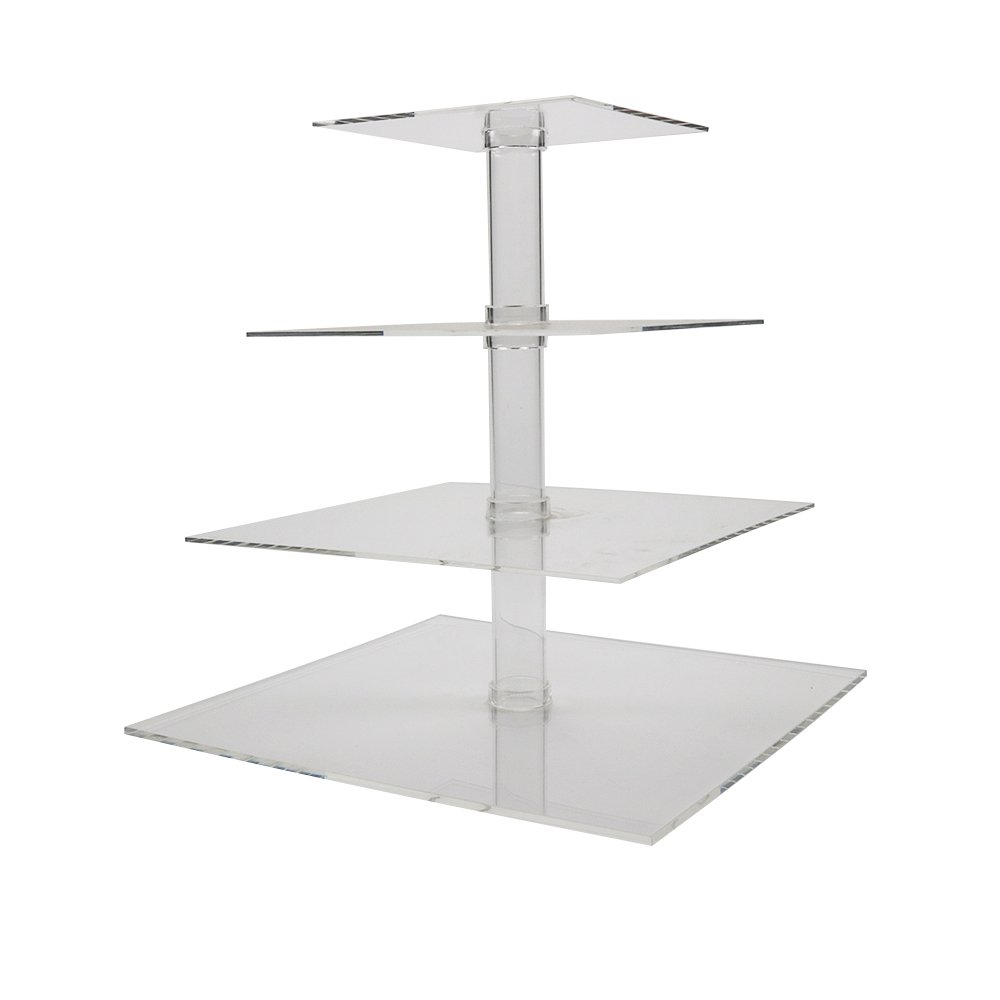 Tier Cupcake Stand Cake Dessert Pastry Display Stand Holders