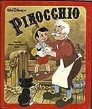 Pinocchio, Walter Elias Disney, 0671448994