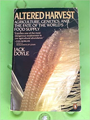 Book Altered Harvest