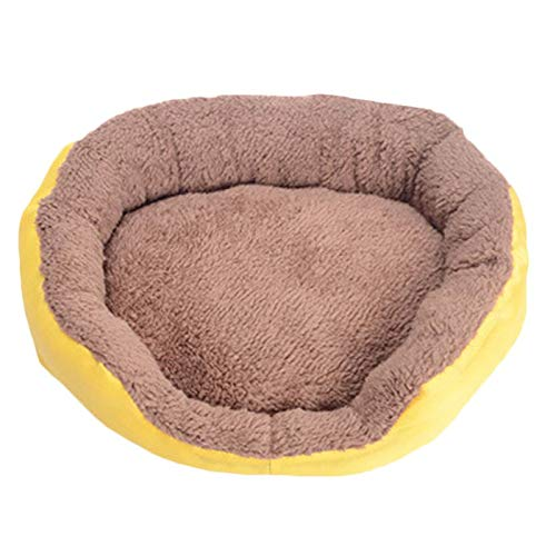 New Pet Dog House SOFE Flannel Fabric Warm Cotton Pet Dog Beds for Cat Small Dogs Puppy